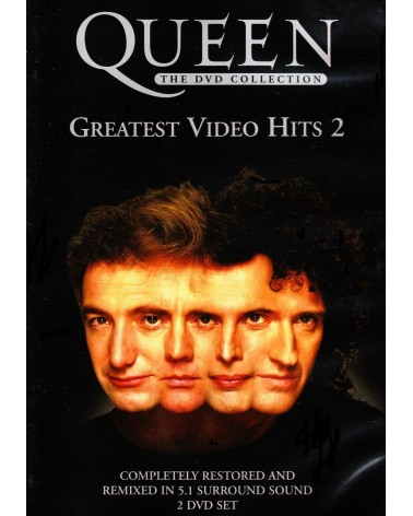 DVD QUEEN - GREATEST VIDEO...