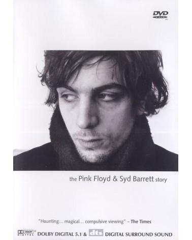 DVD THE PINK FLOYD & SYD...
