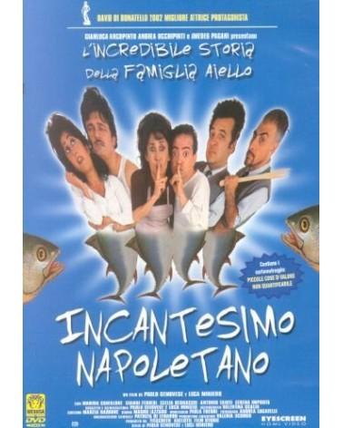 DVD INCANTESIMO NAPOLETANO...
