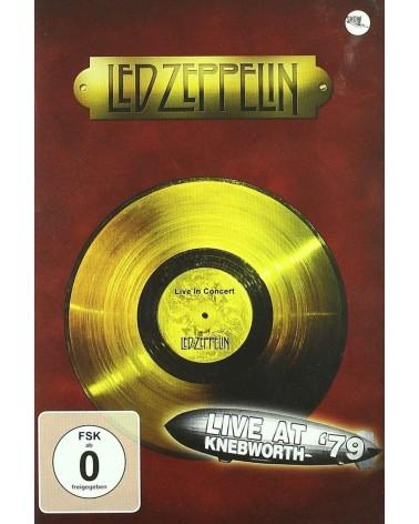 DVD LED ZEPPELIN LIVE IN...
