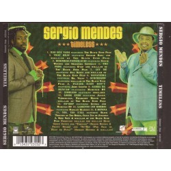 CD Sergio Mendes- timeless 013431231523