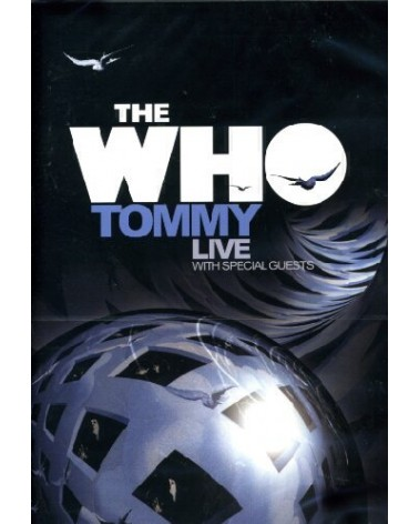 DVD THE WHO TOMMY LIVE WITH...