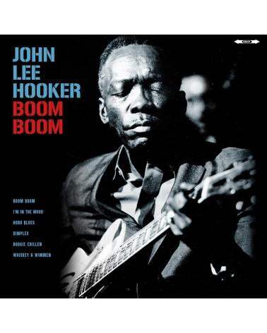 LP JHON LEE HOOKER  BOOM...