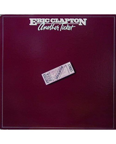 LP ERIC CLAPTON ANOTHER TICKET