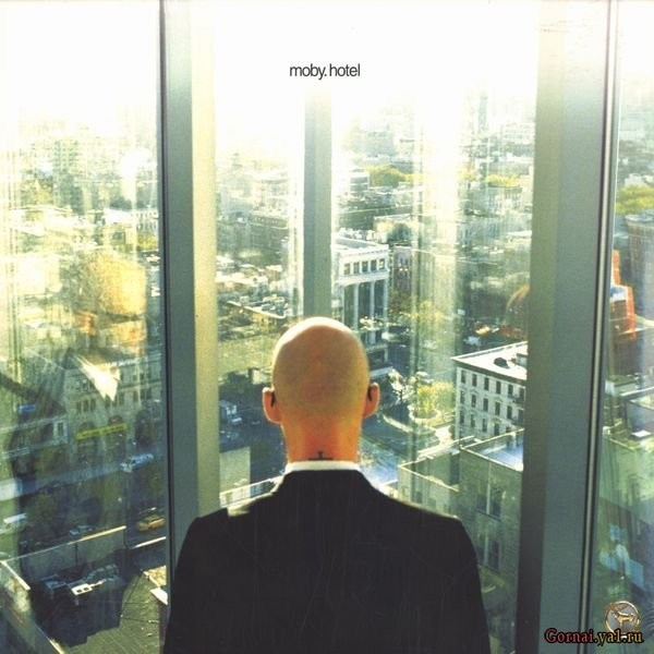 CD Moby- hotel 724386061027