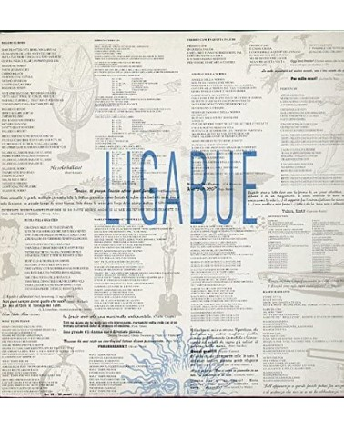 LP LIGABUE EDIZIONE 1990...