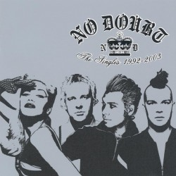 CD No Doubt- the singles 1992 2003 602498613818