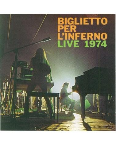CD BIGLIETTO PER L'INFERNO...