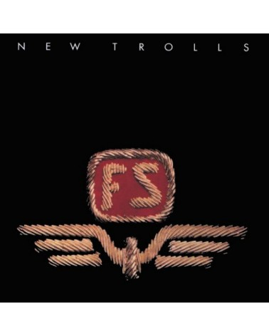 CD NEW TROLLS FS 8016158014723