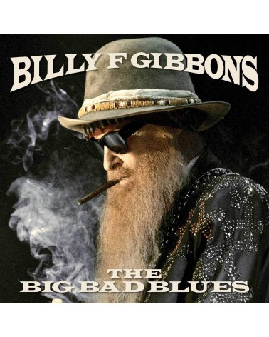 CD BILLY F GIBBONS THE BIG...