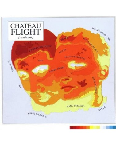 CD CHATEAU FLIGHT THE...