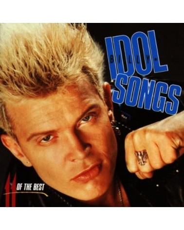 CD BILLY IDOL SONGS 1988...