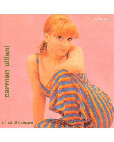 CD CARMEN VILLANI MI VA DI...