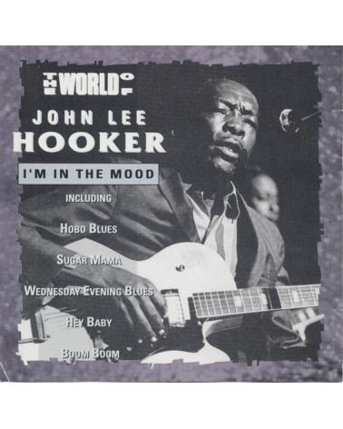 CD JOHN LEE HOOKER I'M IN...