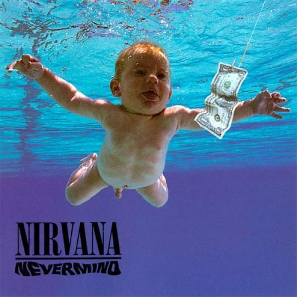 CD Nirvana- nevermind 602527779089