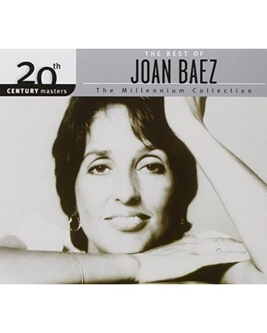 CD The Best Of Joan...