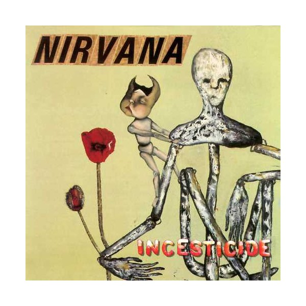 CD Nirvana- incesticide 720642450420