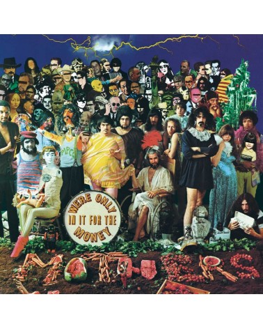 CD FRANCK ZAPPA WE'RE ONLY...