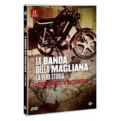 DVD LA BANDA DELLA MAGLIANA...