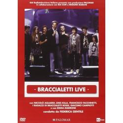 DVD BRACCIALETTI ROSSI LIVE...