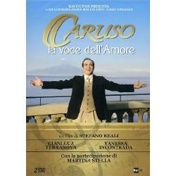 DVD CARUSO LA VOCE...