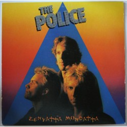 CD The Police-zenyatta mondatta 1980 082839372022