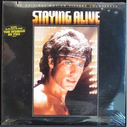 LP STAYING ALIVE THE...