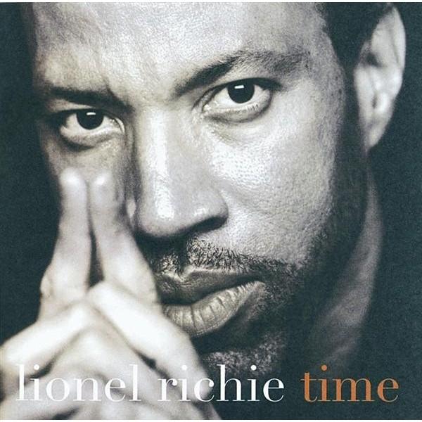 CD Lionel Richie- time 731455851823