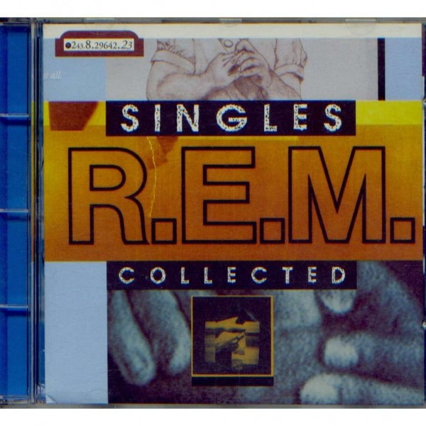 CD R.E.M.- singles collected 724382964223
