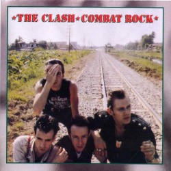 CD The Clash- combat rock - digipack