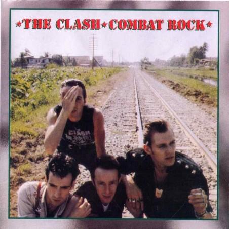 CD The Clash- combat rock - digipack