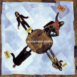CD Spin Doctors- turn it upside down 5099747688621
