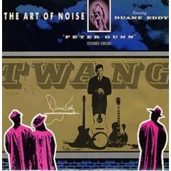 LP ART OF NOISE PETER GUNN...