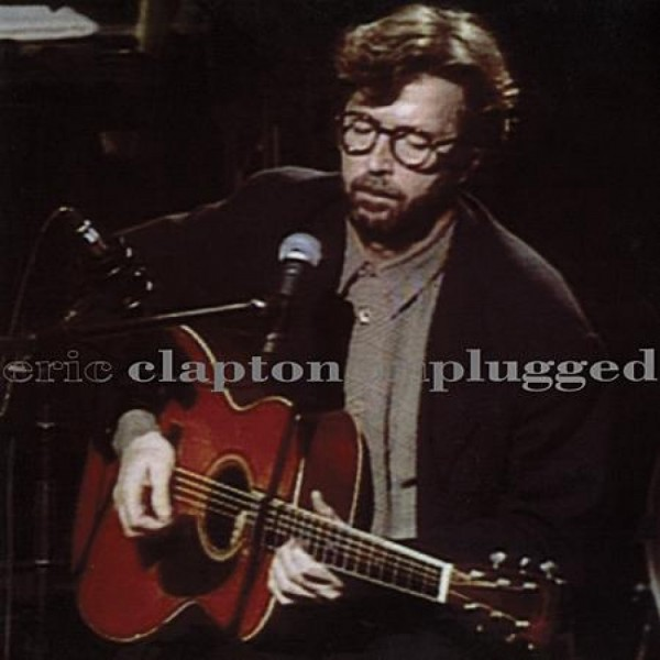 CD Eric Clapton- unplugged