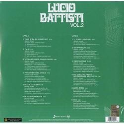 LP LUCIO BATTISTI VOL.2...