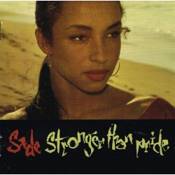 CD SADE STRONGER THAN PRIDE...