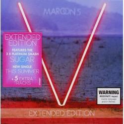 CD MAROON 5 V 602547443373