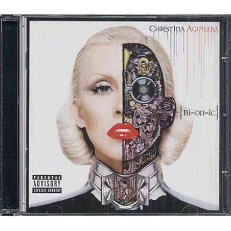CD Christina Aguilera BIONIC 886976086725