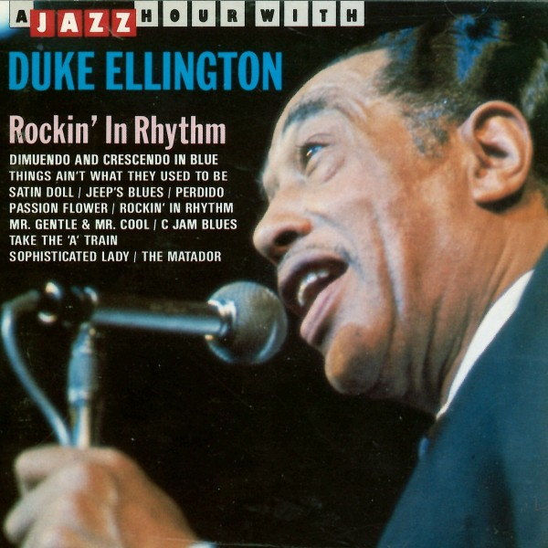 CD Duke Ellington Rockin' in Rhythm A Jazz Hour With