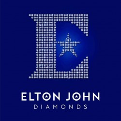 CD ELTON JHON DIAMONDS...