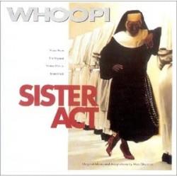 CD SISTER ACT WHOOPI...