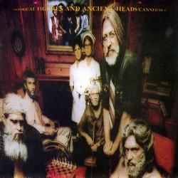 CD Canned Heat- historical figures and ancient heads