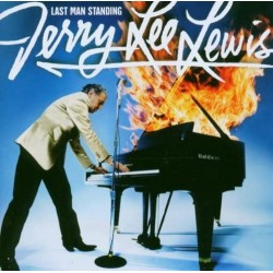 CD JERRY LEE LEWIS LAST MAN...