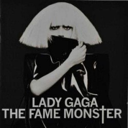 CD LADY GAGA THE FAME...