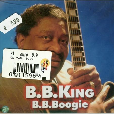 CD B.B. king- b.b.boogie 7619943786501