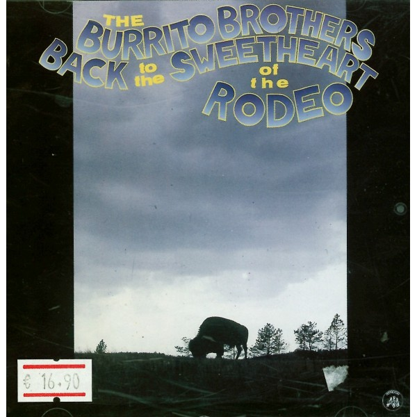 CD The Burrito Brothers- back to the sweetheart of the rodeo 2CD 097037005429