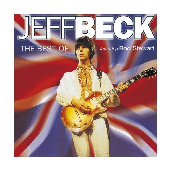 CD Jeff Beck- the best of 724385359521