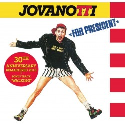 CD JOVANOTTI FOR PRESIDENT...