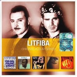 CD LITFIBA ORIGINAL ALBUM...