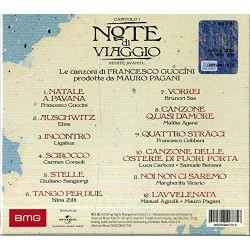 CD FRANCESCO GUCCINI NOTE...
